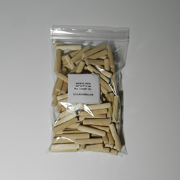 Dowel Pin Packages Order Page
