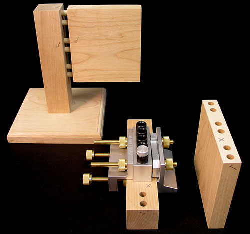 Wood Joints For Furniture Dowelmax