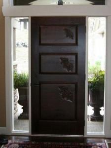 How to Build a DIY Entry Way Door