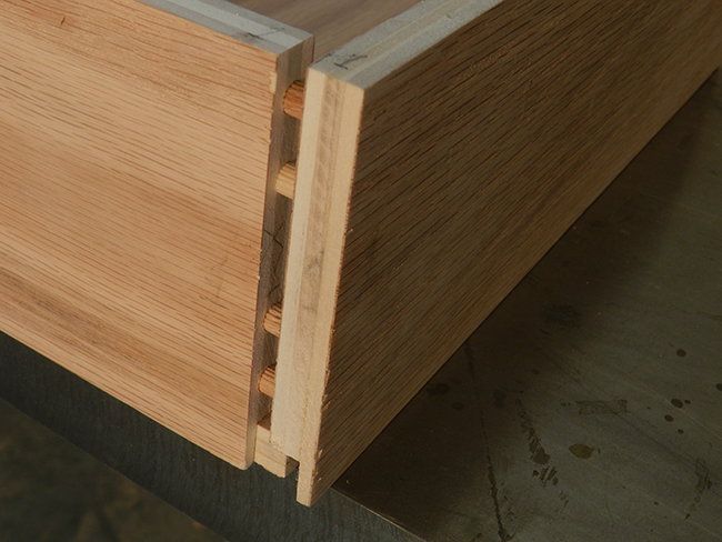 Wood Joints For Drawers ~ Woodworking project end table