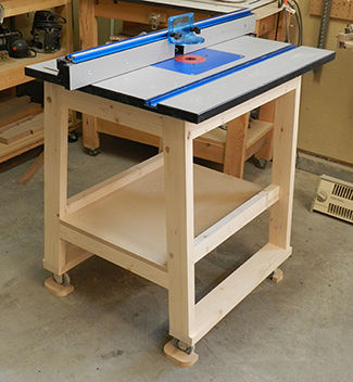 how to build a diy router table dowelmax
