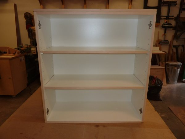 How to build diy kitchen cabinets dowelmax for Ready built cupboards