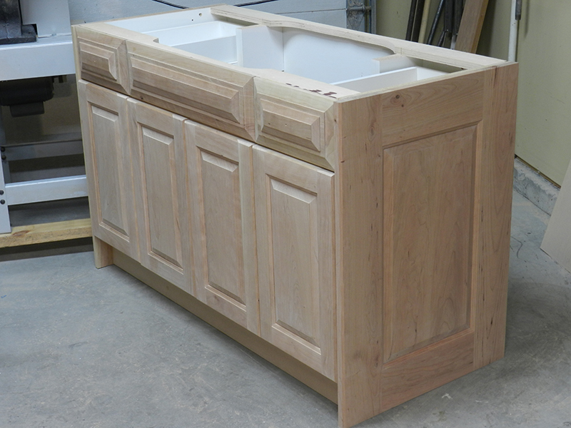 vanity cabinet bathroom bath cabinets cabinetry custom