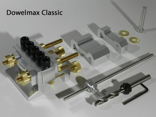 Dowelmax Classic 10mm and Accessories Order Page