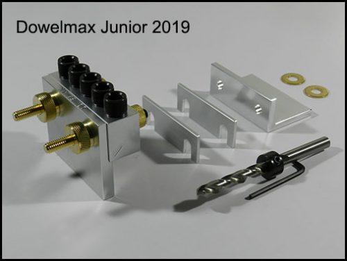 Dowelmax Junior 3/8 and Upgrade Parts Order Page